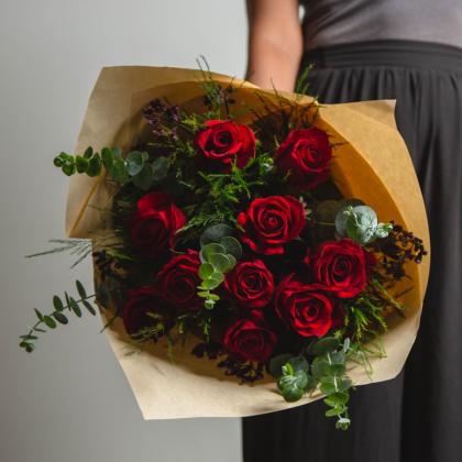 Designer Bouquet, Fresh Flower Bunch, Love, Romance