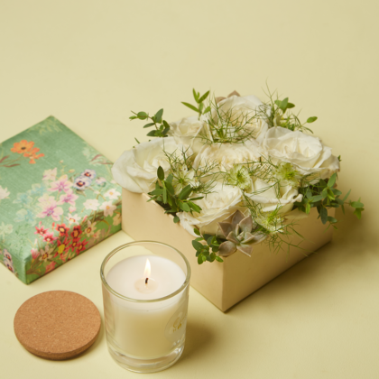 Gift Box, Exclusive Collection, Roses